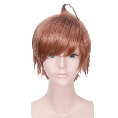 Game Arena Of Valor Cosplay Li Bai Short Wig Heat Resistant
