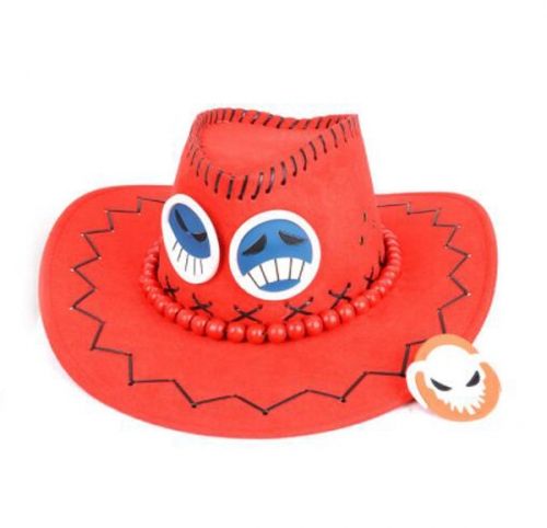Anime ONE PIECE Hat Sun Hat Cowboy Hat Cartoon Hat Anime Wholesale