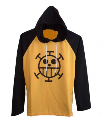 Anime ONE PIECE  Hoodie Monkey D. Luffy Hoodie Clothes