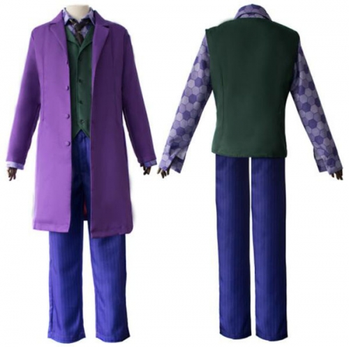 Costume Halloween Cosplay Party Outfit Suit for Men And Children
