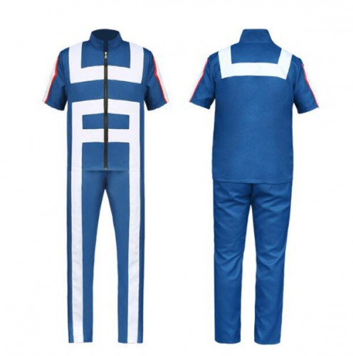 Anime Cosplay My Hero Academia Cosplay Gymnastics Uniform Costume Halloween