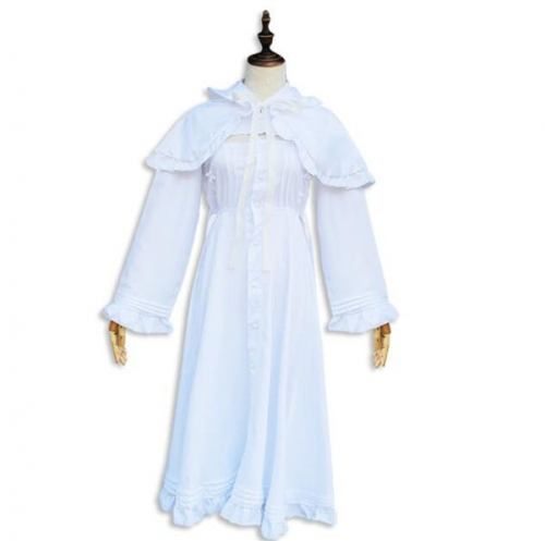 Anime Yosuga no Sora Cosplay Costume Halloween Costume Dress for Women Full Set
