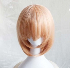 Cosplay Wig Short Anime Show Party Hair Girl Heat Resistant Synthetic Wig
