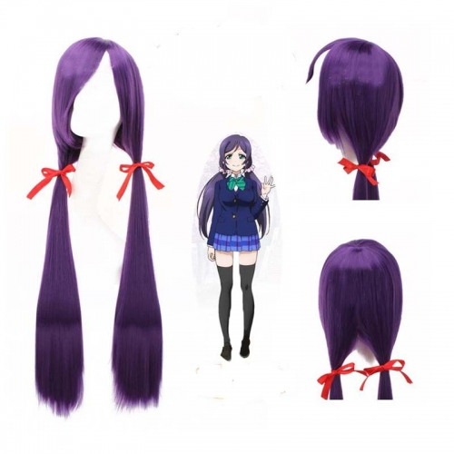 Cosplay Wig Love Live! Ponytail Anime Wig