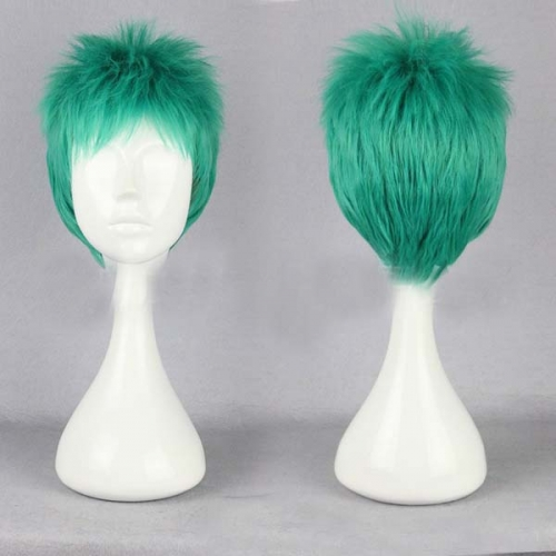 Anime One Piece Roronoa Zoro Cosplay Wig For Halloween