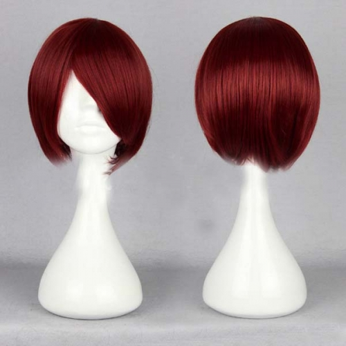 Anime One Piece Shanks Cosplay Wig For Halloween