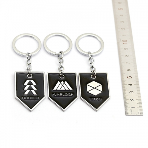Anime Metal Charm Keychain Keyring Pendant Alloy Key Chains